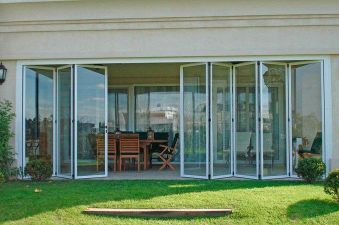 Cerramientos plegables en madrid cerramiento de terrazas - Cerramientos plegables de vidrio ...