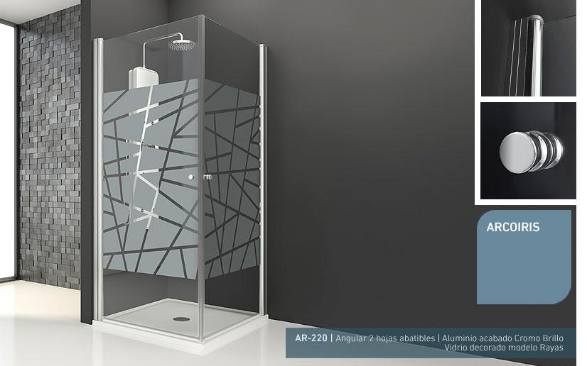 Mamparas de baño en Madrid  Instalación de mamparas de ...
