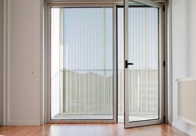 Ventanas de aluminio en madrid cerramientos de aluminio Puertas plegables de aluminio